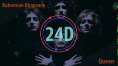 Queen - Bohemian Rhapsody (24D AUDIO)🎧   (Lyrics) Queen Bohemian Rhapsody, Jazz Guitar, Music Guitar, Queen Youtube, Queen Albums, Hollywood Records, Zakk Wylde, Never Let Me Go, Up To The Sky