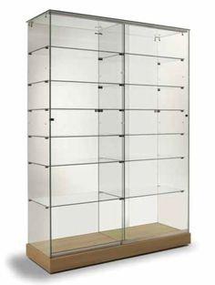Vitrinas para tiendas vitrinas de comercio vitrinas para for Vitrinas salon baratas
