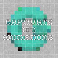 captivate ios animations