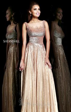 Open Back Gown by Sherri Hill Item #8533 by Sherri Hill $600