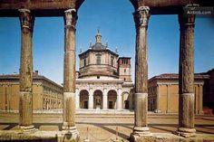 Colonne di San Lorenzo, Milan, Italy. #myhomeinmilan