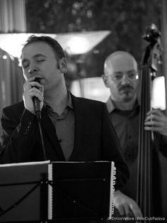 Micael Crescentini trio, ristorante Fuel, mercoledì 11 novembre. Scatto di Enrico Vettore per Fotoclub Padova.