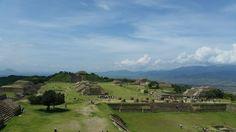#Oaxaca Vista de Monte Alban hoy... #Guelaguetza2015  vía @stib_ally