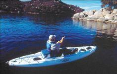 Hobie Pedal Kayak - gizmag.com
