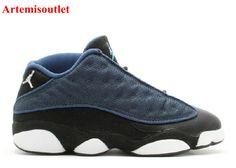 b96dc858125bd7 ... low price ua air jordan 13 lowog navy metallic silver black carolina  blue 10 4f497 05fa5