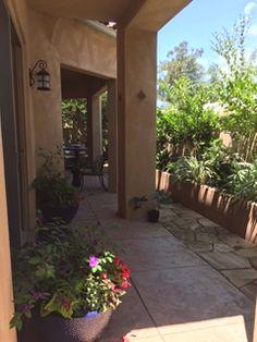 Perfect back porch