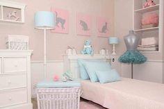 Pastelowy pokój
