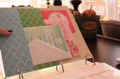 Put a little: DIY Dual Pocket Folders