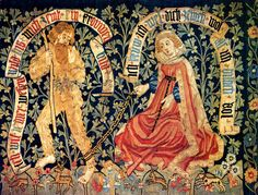 WOODWOSE TAPESTRY