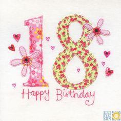 happy 18th birthday - Google Search