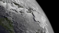 In this image taken by the GOES-West satellite at 8 a.m. EDT on July 10, 2013, Chantal's satellite presentation has deteriorated markedly and is barely classifiable by the Dvorak technique, a method that uses satellite imagery to estimate the intensity of a tropical system. The 5 p.m. advisory from the National Hurricane Center on the same day indicated that Chantal had degenerated into a tropical wave.