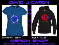 David J Caron Merchandise Design at Dizzyjam Design T Shirt, Shirt Designs, Lyrics, Album, T Shirts For Women, Band, Sweatshirts, Artwork, Sweatshirt
