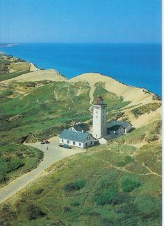 Rubjerg Knude Lighthouse, Denmark