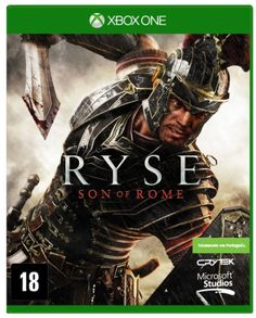 Ryse - Son Of Rome - Xbox One - R$ (?)
