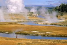 Firehole River, Wyoming