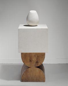 Constantin Brancusi (1876 - 1957) Torse de jeune fille III 1925 Onyx 26,7 x 21,7 x 16,3 cm