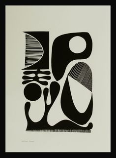 Japanese Art Modern, Modern Art, Linocut Prints, Art Prints, Block Prints, Plakat Design, Artwork Images, Art Graphique, Woodblock Print