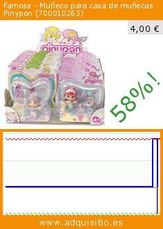 Famosa - Muñeco para casa de muñecas Pinypon (700010263) (Juguete). Baja 58%! Precio actual 4,00 €, el precio anterior fue de 9,61 €. https://www.adquisitio.es/famosa/mu%C3%B1eco-casa-mu%C3%B1ecas