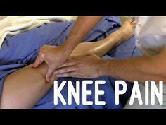 Massage Tutorial: Myofascial release for anterior knee pain ❤ https://www.youtube.com/watch?v=VFcaia0vmRQ