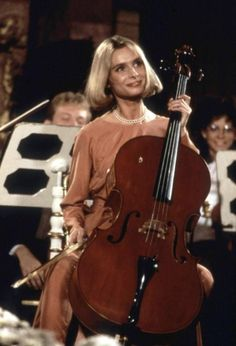Kara Milovy - Maryam d'Abo - James Bond 007 - The Living Daylights 1987