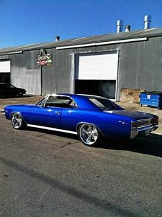 67 chevelle, had one in Electric Current Red, the blue is beautiful.