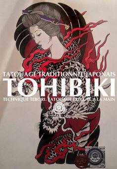 tatouage sp cialiste traditionnel japonais paris france. Black Bedroom Furniture Sets. Home Design Ideas