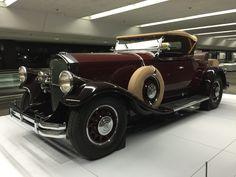 Pierce-Arrow Model A Convertible Coupe 1930