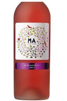 Côtes du Roussillon rosé Mas Amiel vin #taninotanino #vinosmaximum