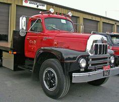 Vintage Trucks Classic Old International Trucks Big Rig Trucks, New Trucks, Cool Trucks, Pickup Trucks, Antique Trucks, Vintage Trucks, Chevy Truck Models, International Harvester Truck, Freight Truck