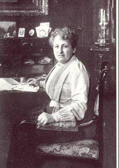 Toonaangevende figuren: Aletta Jacobs.  Zij was het boegbeeld van het feminisme, de eerste vrouwelijke arts.