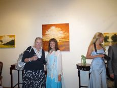 "Amsterdam Whitney Gallery JUNE 7 - JULY 9, 2013 Exhibition and Gala Champagne ""Mid-Summer Night's Dream"" Soiree."