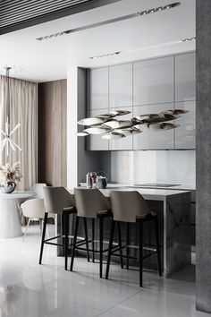Furnish Your Home In Style With These Furniture Secrets. Buying furniture for your home can be loads of fun or a nightmare. Home Interior, Interior Architecture, Interior Design, Luxury Interior, Interior Ideas, Decoration Design, Küchen Design, Design Ideas, Mid Century Furniture
