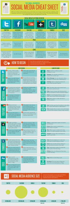 #Social-Media Networking Site Infographic