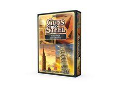 Guns & Steel: Historia Ludzkości - Portalgames.pl