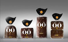 Концепт упаковки хлеба I want to try some of this Koor bread based on this cute packaging PD