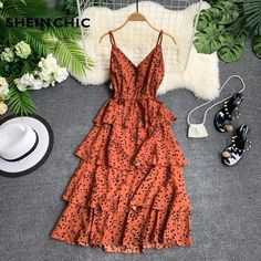 Modest Dresses, Pretty Dresses, Sexy Dresses, Casual Dresses, Casual Outfits, Fashion Dresses, Cute Outfits, Summer Dresses, Dress Skirt