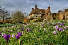 Great Dixter, famous English garden
