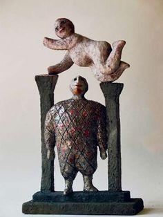 roger-capron-ceramic sculpture