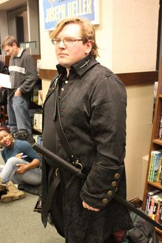 Asha'man Cosplay - from The Wheel of Time by Robert Jordan