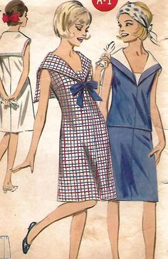 Dress Skirt Pattern Butterick 3501 Misses Size 14 A line