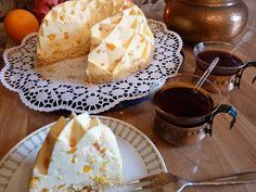 Mandarinen - Schmand - Pudding - Kuchen (Rezept mit Bild) | Chefkoch.de