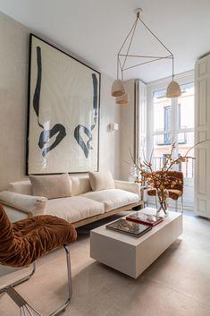 Room Interior, Interior Design Living Room, Living Room Designs, Interior Decorating, Apartment Interior, Apartment Design, Home Living Room, Living Room Decor, Living Room Couches