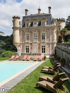 Chateau Clement, France