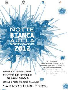 Notte Bianca Aulla July 2012