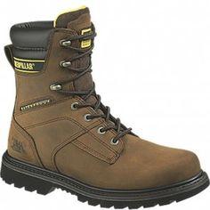 Мужская Обувь МОДА · 89785 Caterpillar Men s Salvo Safety Boots - Brown  www.bootbay.com Модные Сапоги, c0b5eef70ba