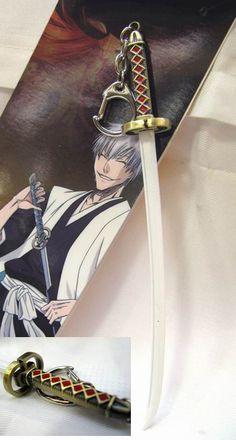 Bleach Ichimaru Gin Luminous Keychain BLKY7542 – 123COSPLAY