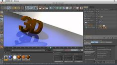 This Cinema 4D tutorial shows how to use the Compositing tag to help create object effects. Watch more at http://www.lynda.com/CINEMA-4D-R12-tutorials/essent...