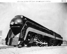 Aerodynamic cladding on steam trains was more a marketing ploy by the railroads to gain ridership than for the small efficiency gain. 1930's Norfolk & Western 600 steam locomotive.