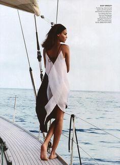American Vogue ABRIL 2013 Patrick Demarchelier (Photographer) Tonne Goodman (Fashion Editor/Stylist)