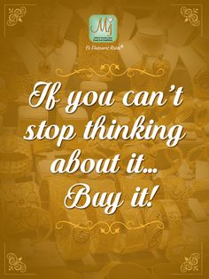 Life is too short to regret over things you didn't buy. Visit www.malanijewelers.com, now! #Quote #Shopping #Buy #Shop #Shopaholic Diamond Jewelry, Gemstone Jewelry, Gold Jewelry, Jewelry Quotes, Buy Shop, Inspiration Quotes, Jewelry Collection, Wisdom, Street Style